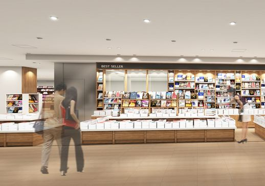 圧倒的な取り扱い冊数。読みたい本が必ず見つかる名駅・栄周辺の大型本屋まとめ_0