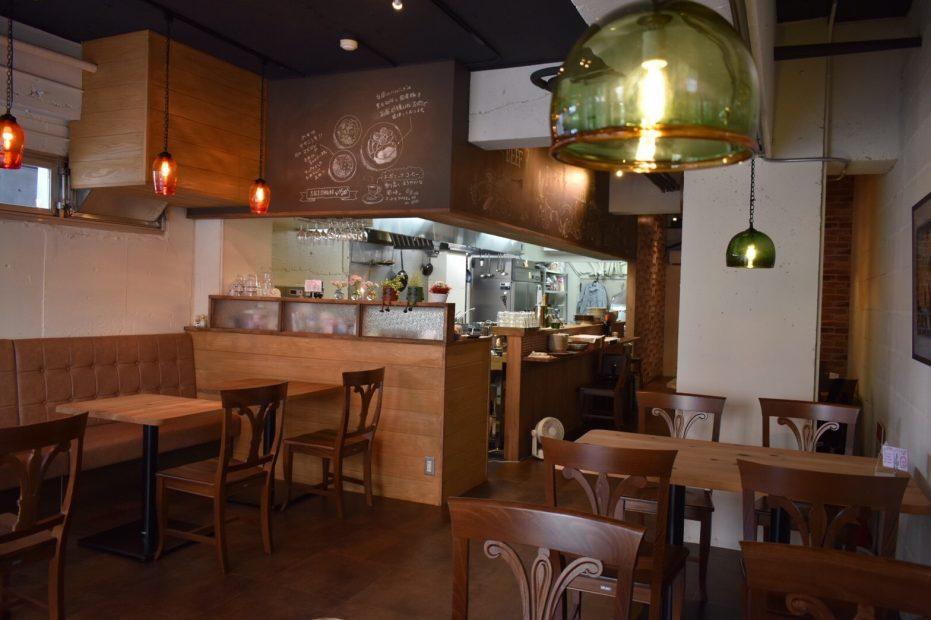 鶴舞で人気!ウワサの隠れ家レストラン「青春キッチン」で素敵なランチを。 - d 931x620