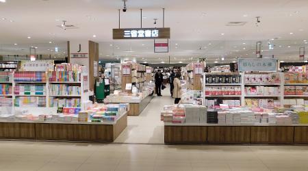 圧倒的な取り扱い冊数!読みたい本が必ず見つかる名古屋駅・栄周辺の大型本屋まとめ - p170414 01