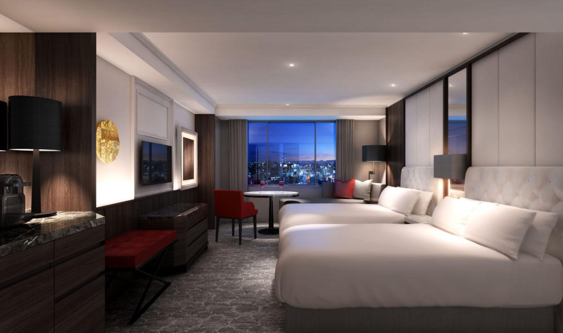 2018年秋オープン!ヨーロピアンな雰囲気漂う名古屋東急ホテルがリニューアル