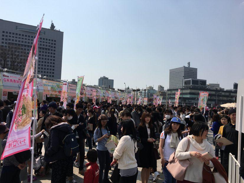 名古屋のラーメン女子必見!『ラーメン女子博』が名古屋・矢場公園で開催 - sub3 827x620