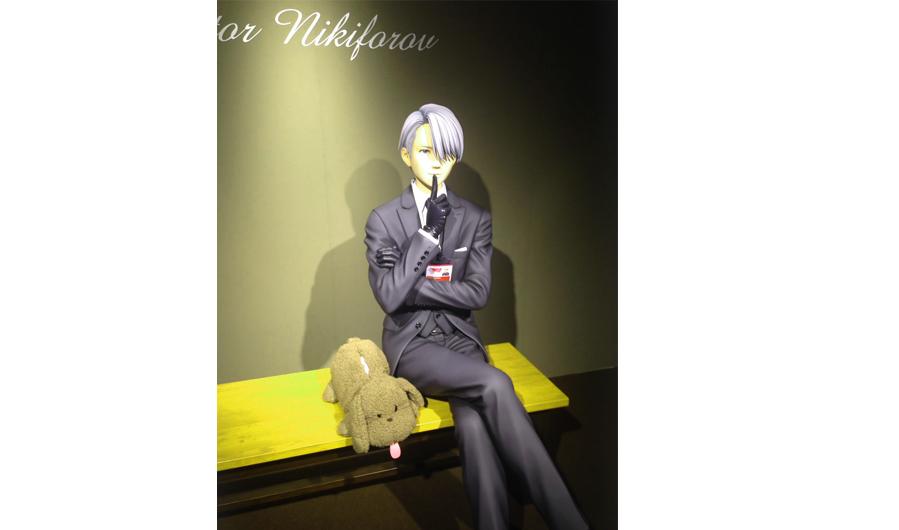【名古屋パルコ】東京以上!展示の多さに注目「ユーリ!!! on MUSEUM」 - 10