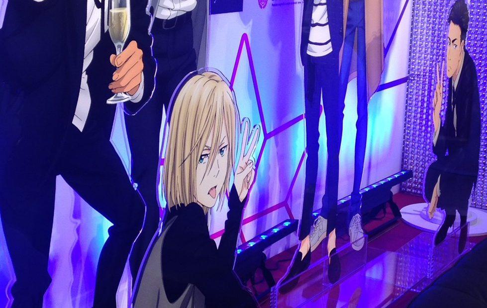 【名古屋パルコ】東京以上!展示の多さに注目「ユーリ!!! on MUSEUM」 - 14 979x620