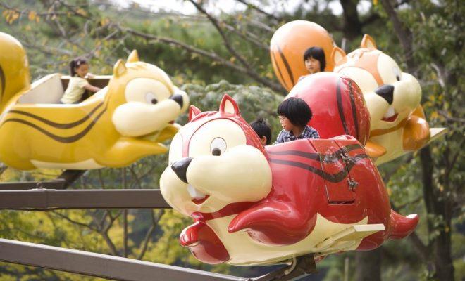 小さい子ども連れも楽しめる愛知県内の格安スポット7選。50円から遊べる乗り物も - 233X5EEMV 660x400