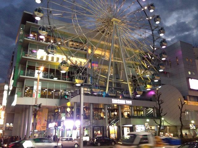 栄のランドマーク!大観覧車と多彩な店舗が魅力の「サンシャインサカエ」に行こう - 67326 LINE