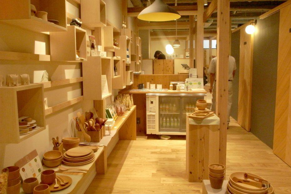 街中で森林浴!伏見駅「moriwaku cafe」は木の魅力でいっぱいのカフェ - R0016252 930x620