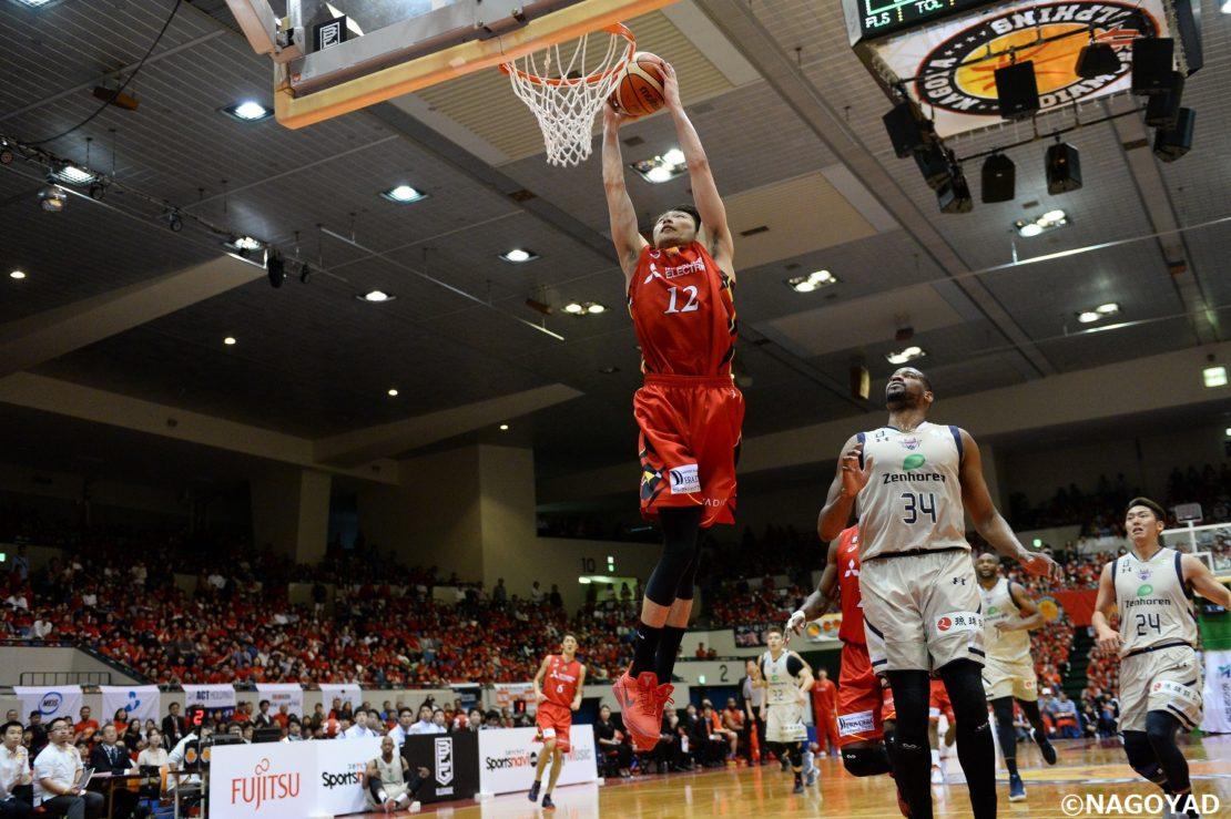 バスケで名古屋を熱くする『名古屋ダイヤモンドドルフィンズ』開幕戦を無料で観よう
