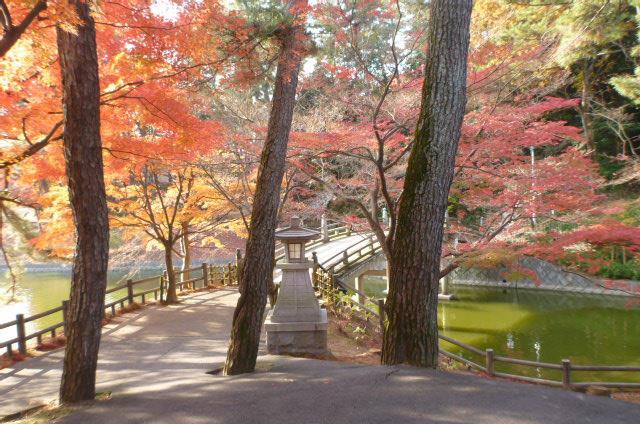 【2017年】名古屋からもアクセスしやすい!愛知県内の紅葉狩り穴場スポット5選 - 8f05824baaf52b392455802503478812