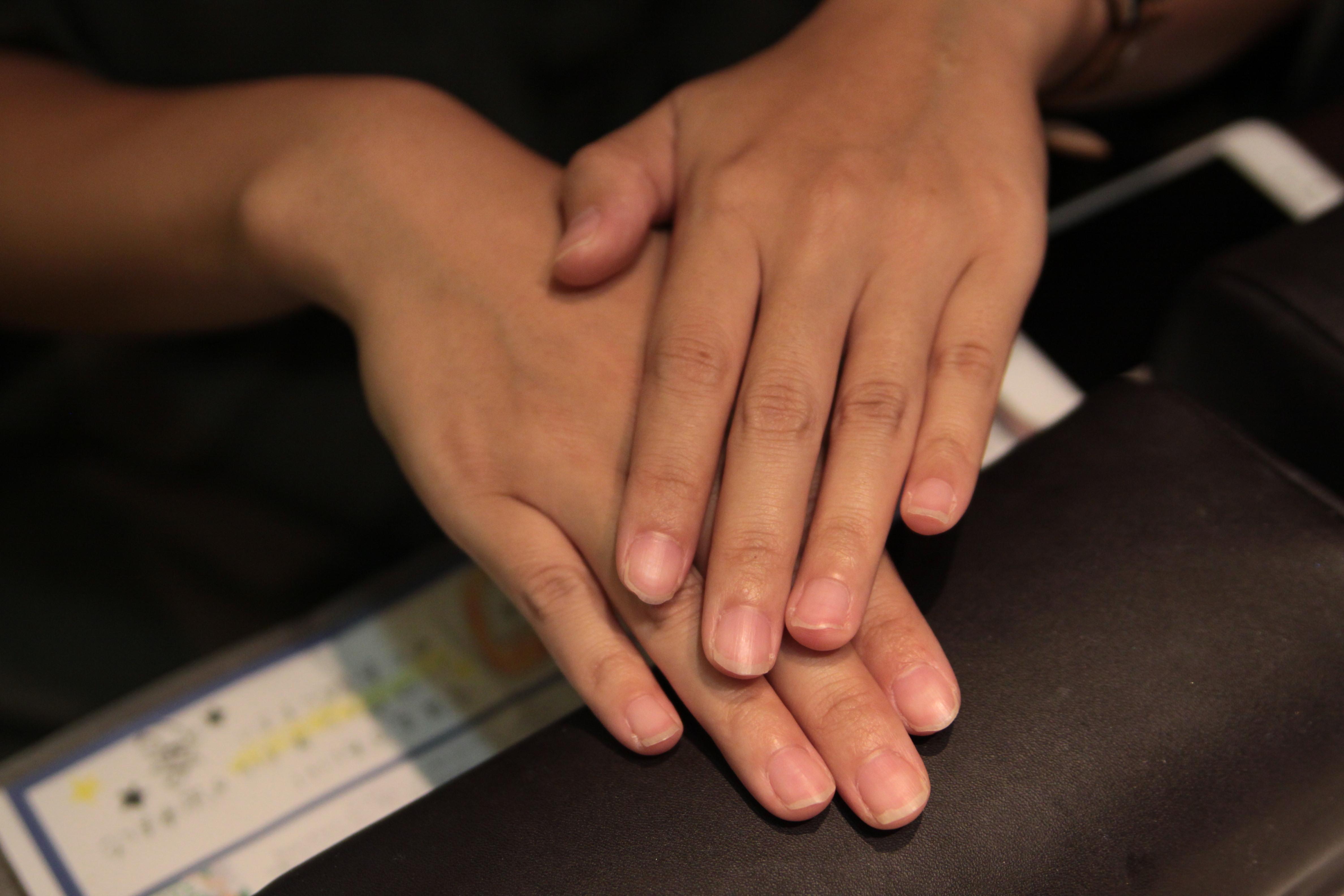 深爪もみるみるうちにキレイに!松坂屋南館「ネイルステーション」でジェルネイルを体験 - IMG 1541