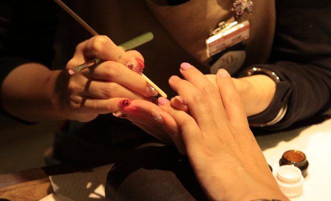 深爪もみるみるうちにキレイに!松坂屋南館「ネイルステーション」でジェルネイルを体験 - IMG 1654 660x400