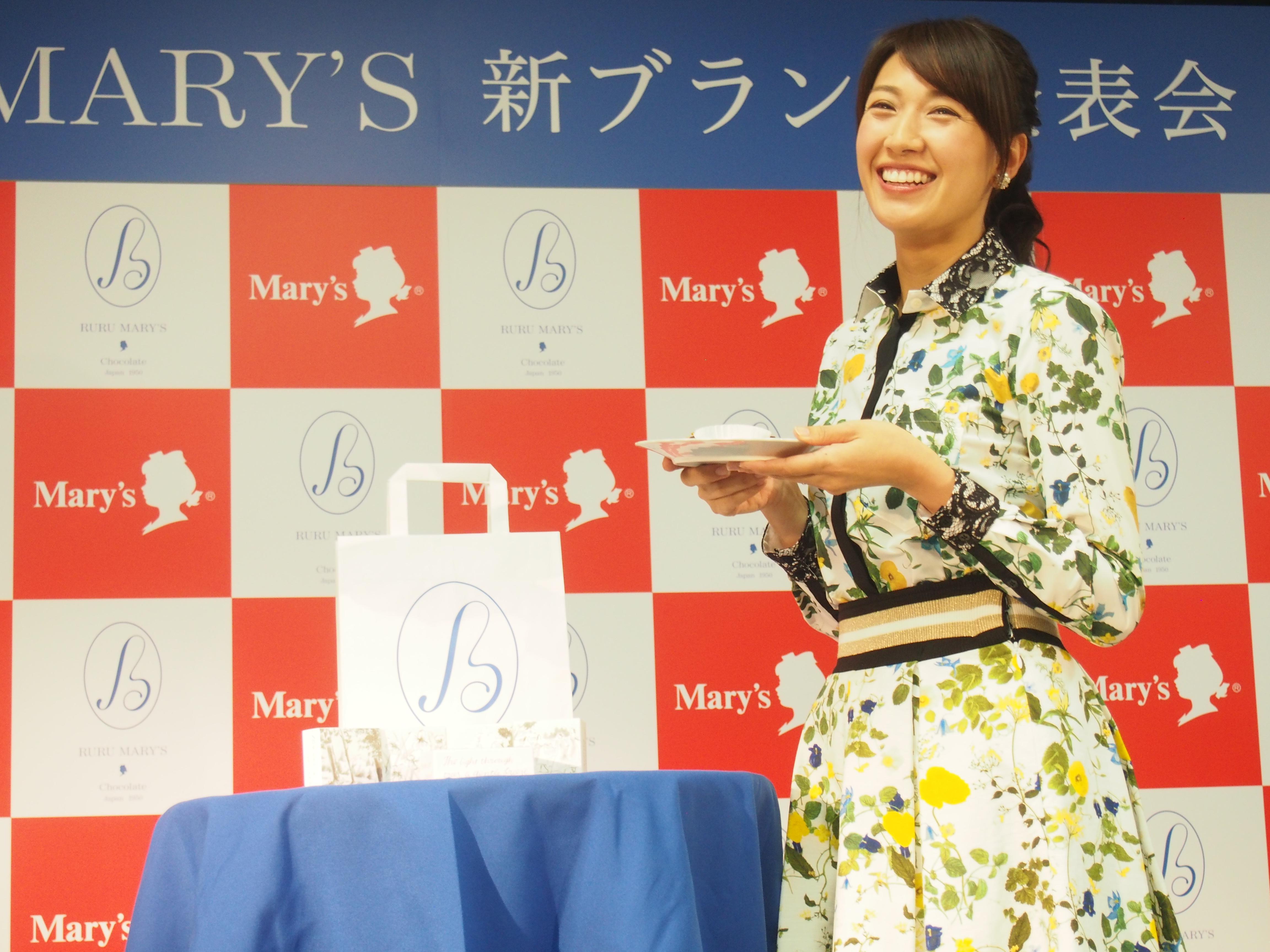 全国に先駆け名古屋に!人気チョコ専門店発の新ブランド「RURU MARY'S」 - PA032315