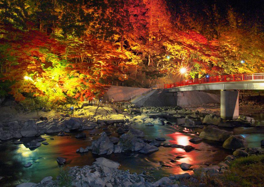 【2017年】名古屋からもアクセスしやすい!愛知県内の紅葉狩り穴場スポット5選