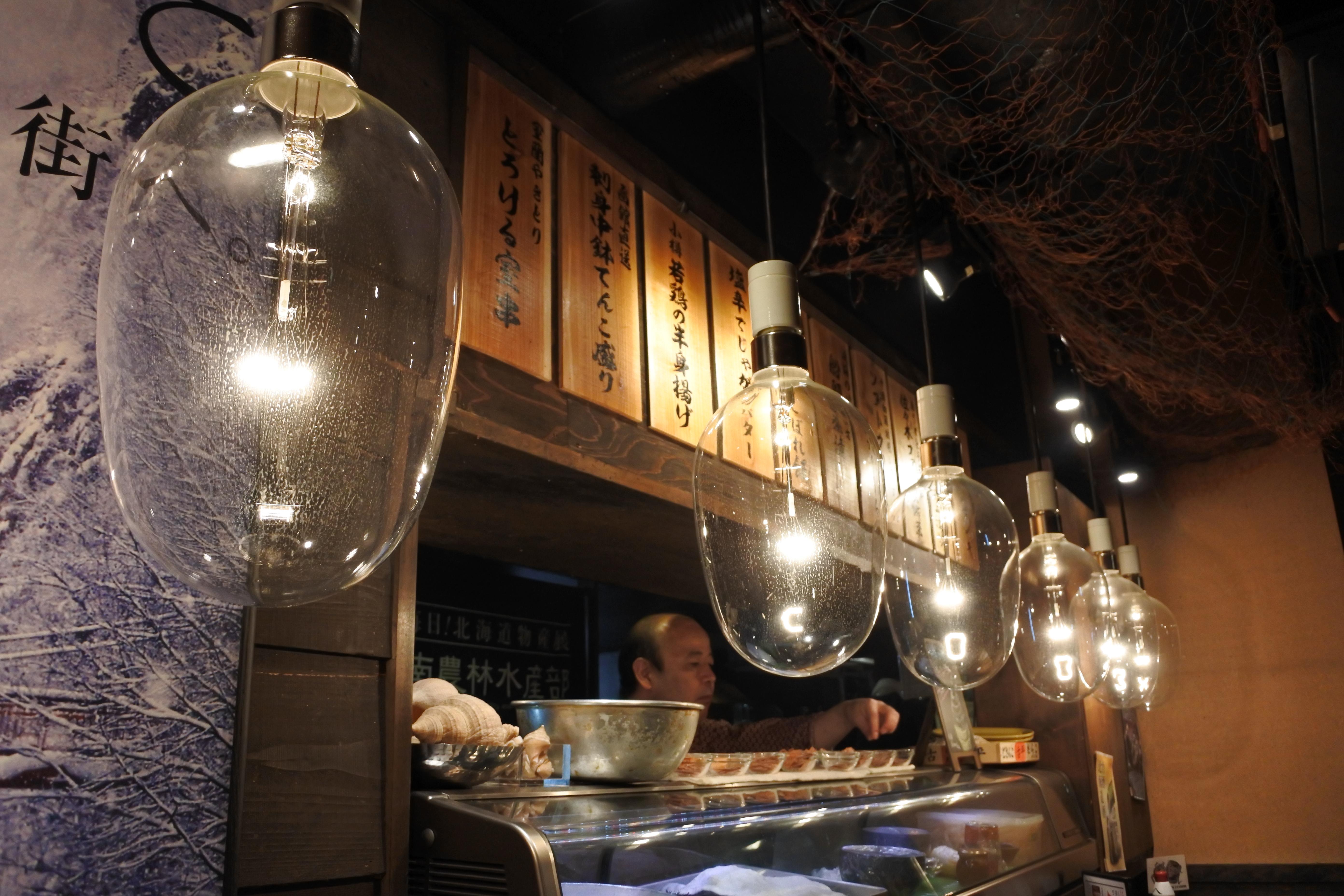 いくらこぼれ飯で大盛況!名古屋にいながら北海道を堪能できる「道南農林水産部」 - DSC 0035
