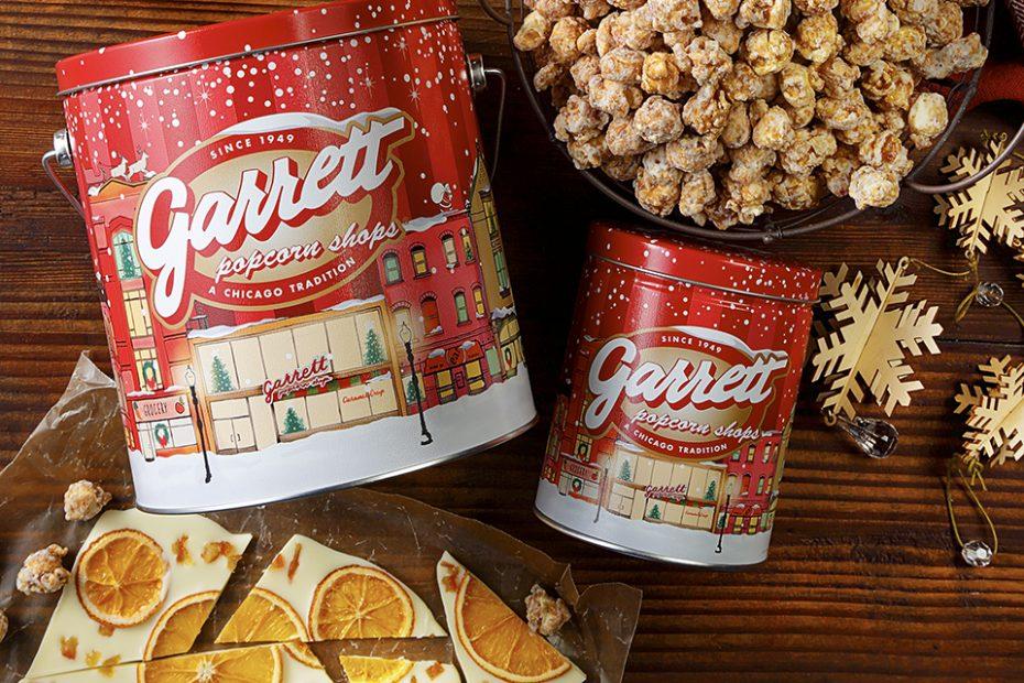 【2017】この冬オリジナル!ギャレットからクリスマス限定フレーバー&缶が登場