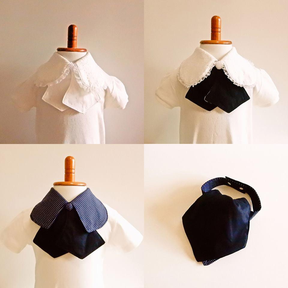 一枚でおしゃれで便利。一瞬で子供服を礼服に変えてしまう襟「スタイエリッシュ」 - bf7232c0d5a9d68d658c1e747ea08fd9
