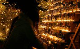 今年のイブは『Love&Peaceキャンドルイルミネーションin下呂温泉』へ - candle 260x160