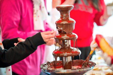 おいしいチョコレートを食べながら走る!『チョコラン』が庄内緑地で開催