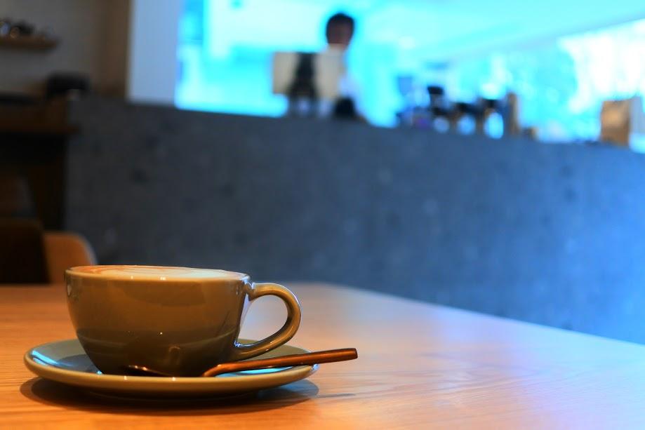 心満たす空間でひと息。上前津『double tall cafe nagoya』