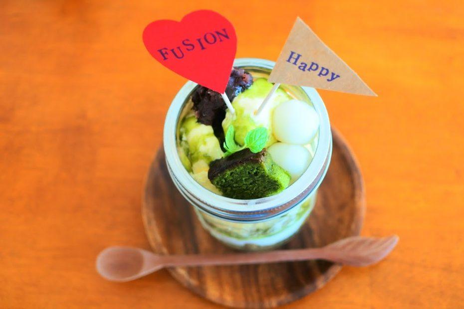 おしゃれスイーツ「ジャーケーキ」を食べに行こう!菰野『fusion cafe』 - DSC 2987 930x620