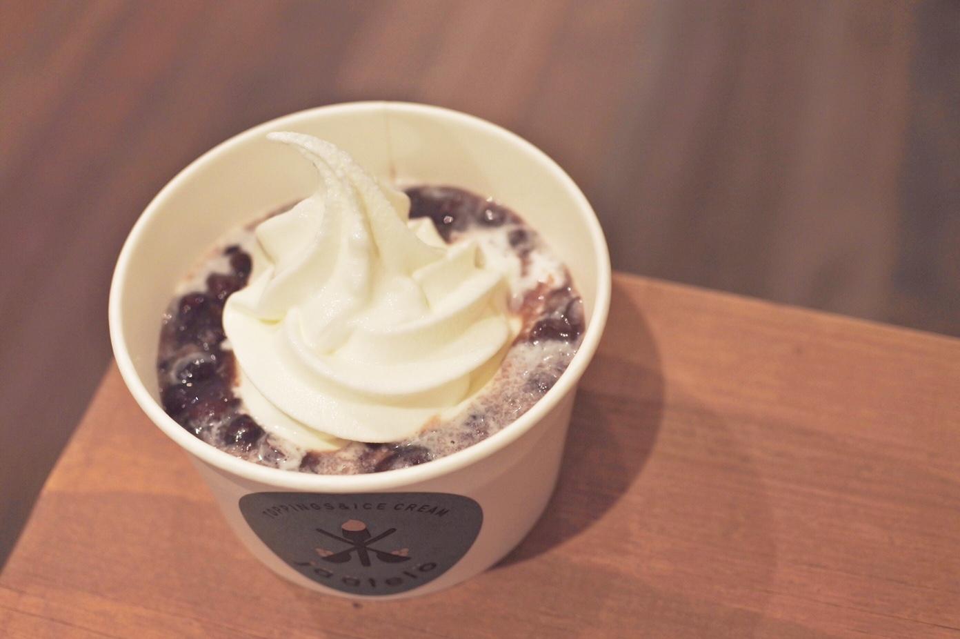 アフォガードにクリームぜんざい!?『アニーのアイスクリーム屋さん』の冬メニュー - IMG 6916