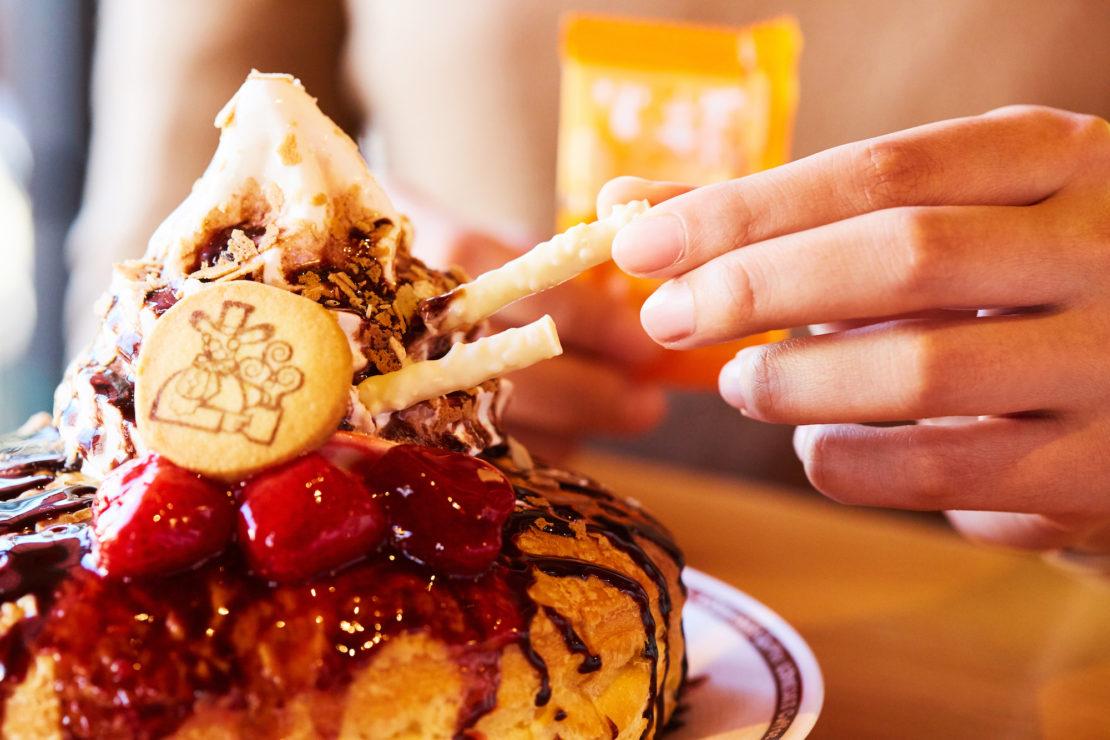 手軽に『シロノワール』が味わえる!森永「小枝<シロノワール味>」1月23日発売