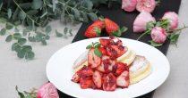 薔薇と国産いちごに紅の夢りんご!『幸せのパンケーキ』期間限定メニューをチェック - img 147148 6 210x110