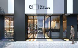 """都市型ホテルに求める""""&""""を提供「ホテル・アンドルームス名古屋栄」6/26開業 - main 1 260x160"""