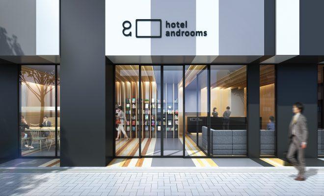 """都市型ホテルに求める""""&""""を提供「ホテル・アンドルームス名古屋栄」6/26開業 - main 1 660x400"""