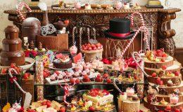 苺とチョコレートの甘い時間。八事で「バレンタインデザートブッフェ」を楽しむ - main 260x160