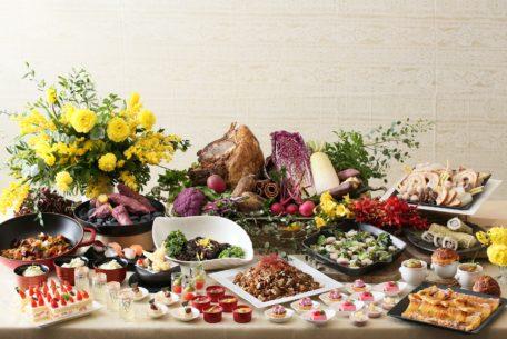 北陸旅行気分を楽しめるブッフェ「旬の北陸美食紀行」が開催中!