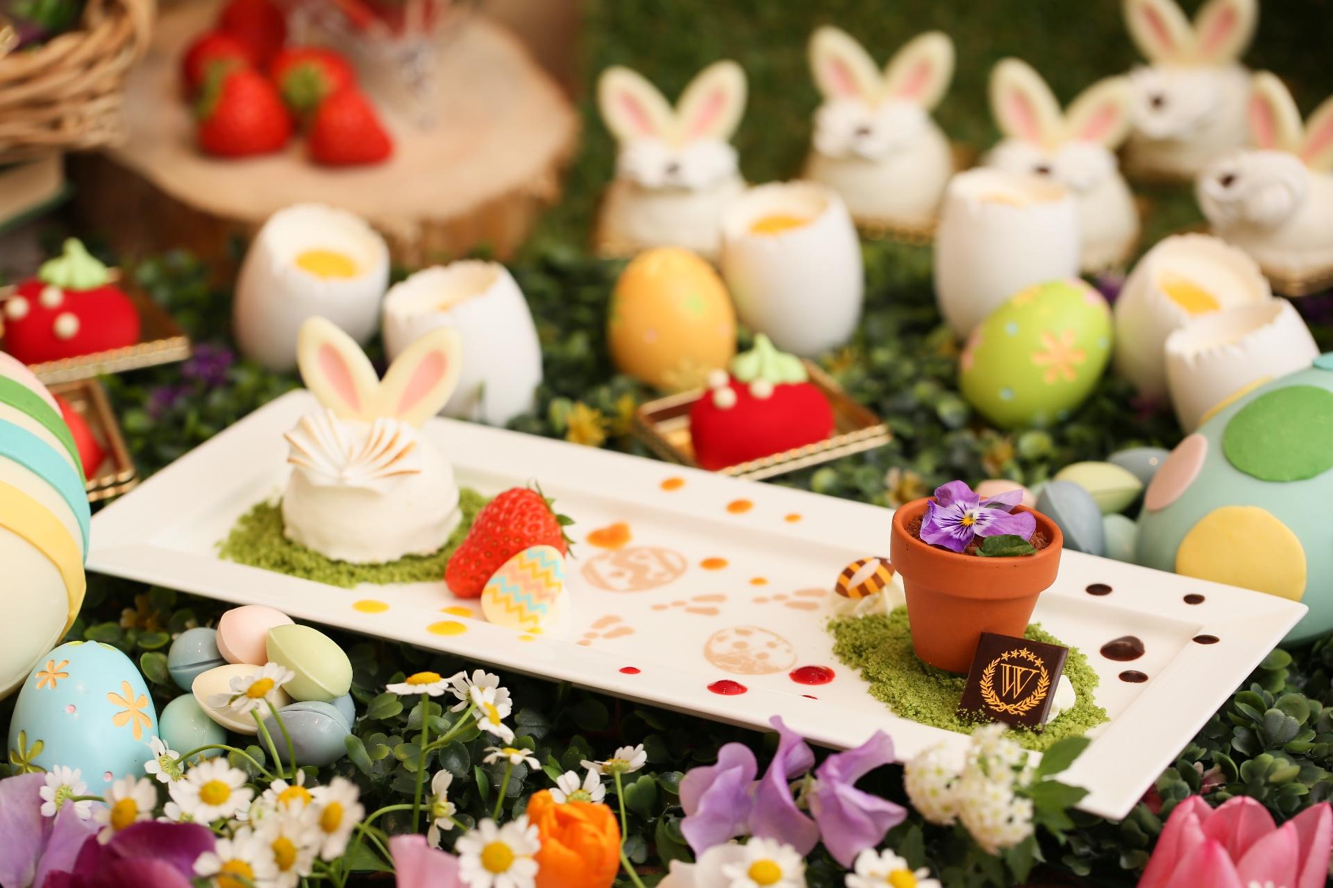 インスタグラマー必見。可愛いデザートに囲まれて、イースターを祝おう! - sub1 2