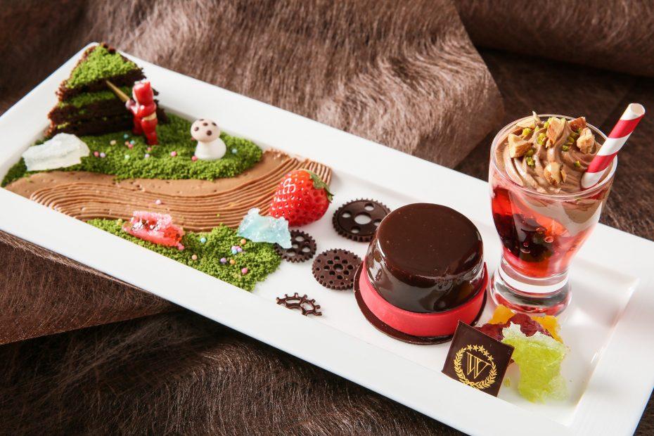 苺とチョコレートの甘い時間。八事で「バレンタインデザートブッフェ」を楽しむ - sub1 930x620