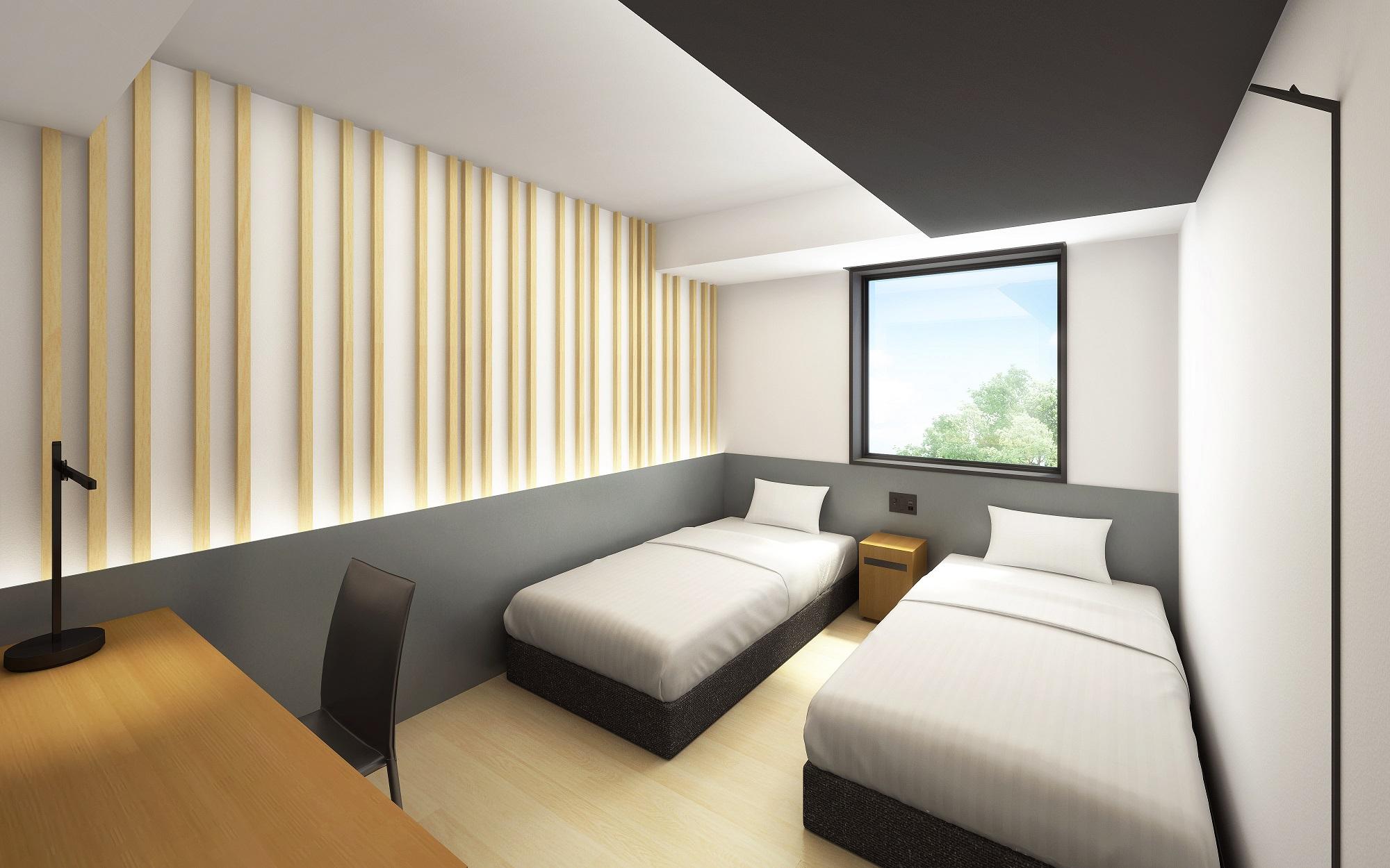 """都市型ホテルに求める""""&""""を提供「ホテル・アンドルームス名古屋栄」6/26開業 - sub2 1"""