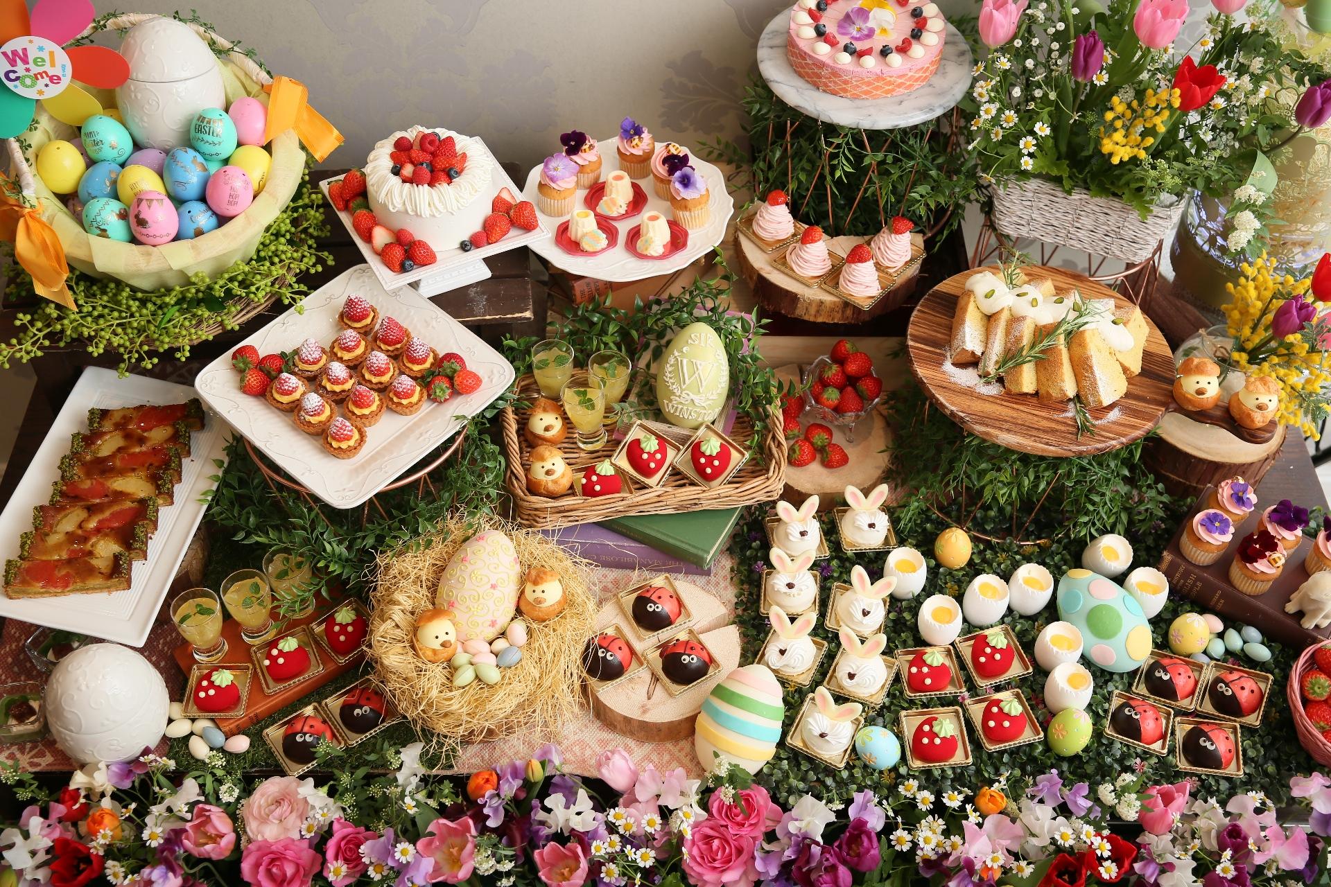 インスタグラマー必見。可愛いデザートに囲まれて、イースターを祝おう! - sub4 1