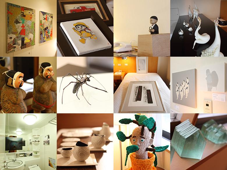 ホテルが美術館に?魅惑の2日間「ART NAGOYA 2018」2/17・18開催 - 2017img