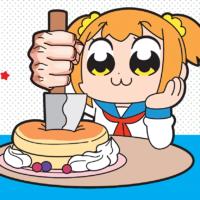 4/8まで!「ポプテピピックカフェ」がスイーツパラダイス名古屋パルコ店で開催中