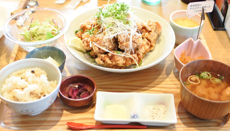 栄養バランス抜群の定食を、リーズナブルに。ごはんカフェ『お台所ふらり』 - DSC 1086
