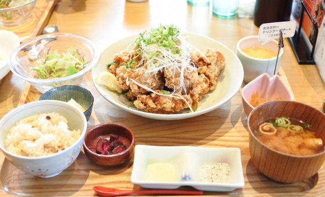 栄養バランス抜群の定食を、リーズナブルに。ごはんカフェ『お台所ふらり』 - DSC 1087 660x400