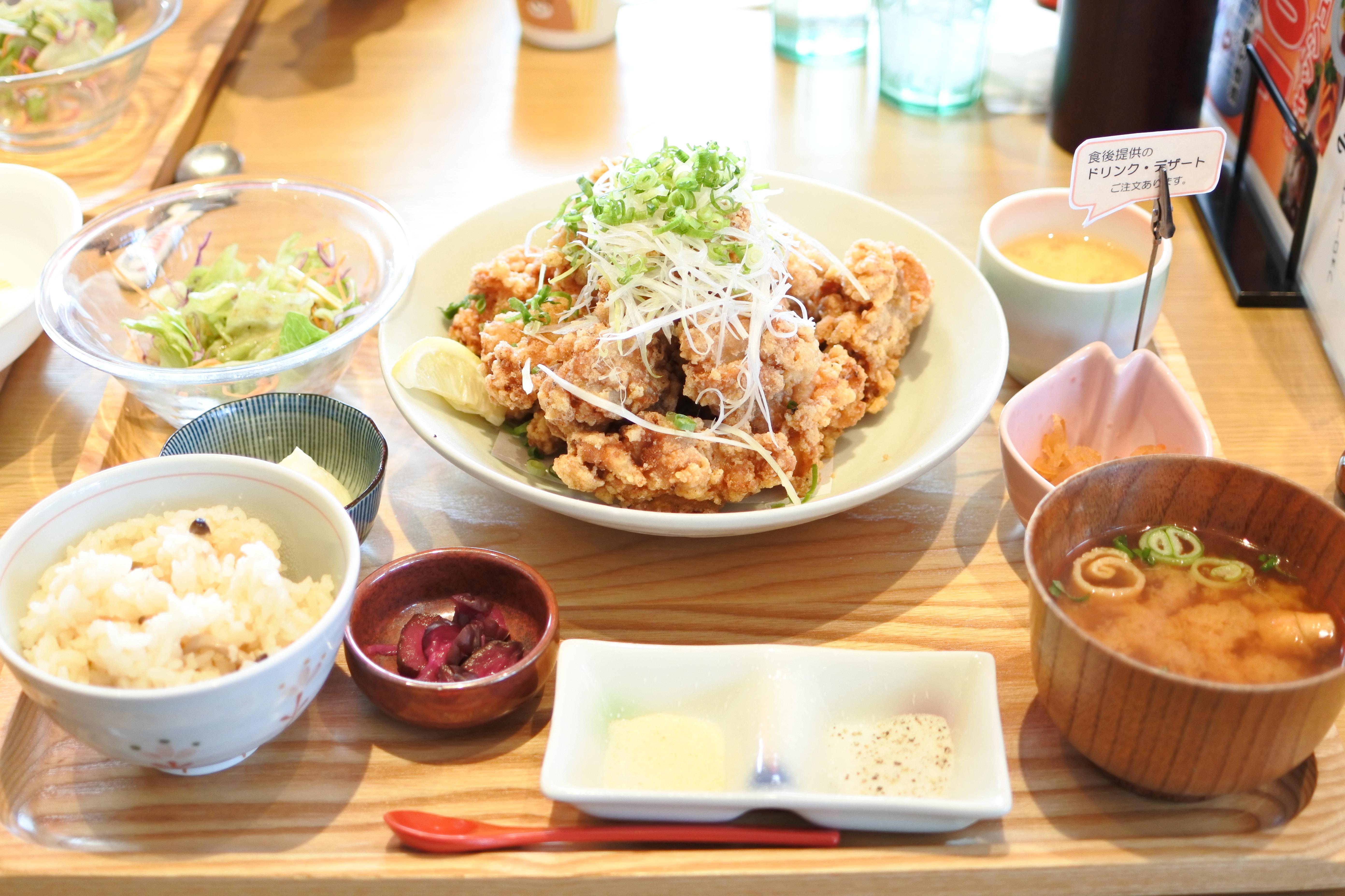 栄養バランス抜群の定食を、リーズナブルに。ごはんカフェ『お台所ふらり』 - DSC 1087