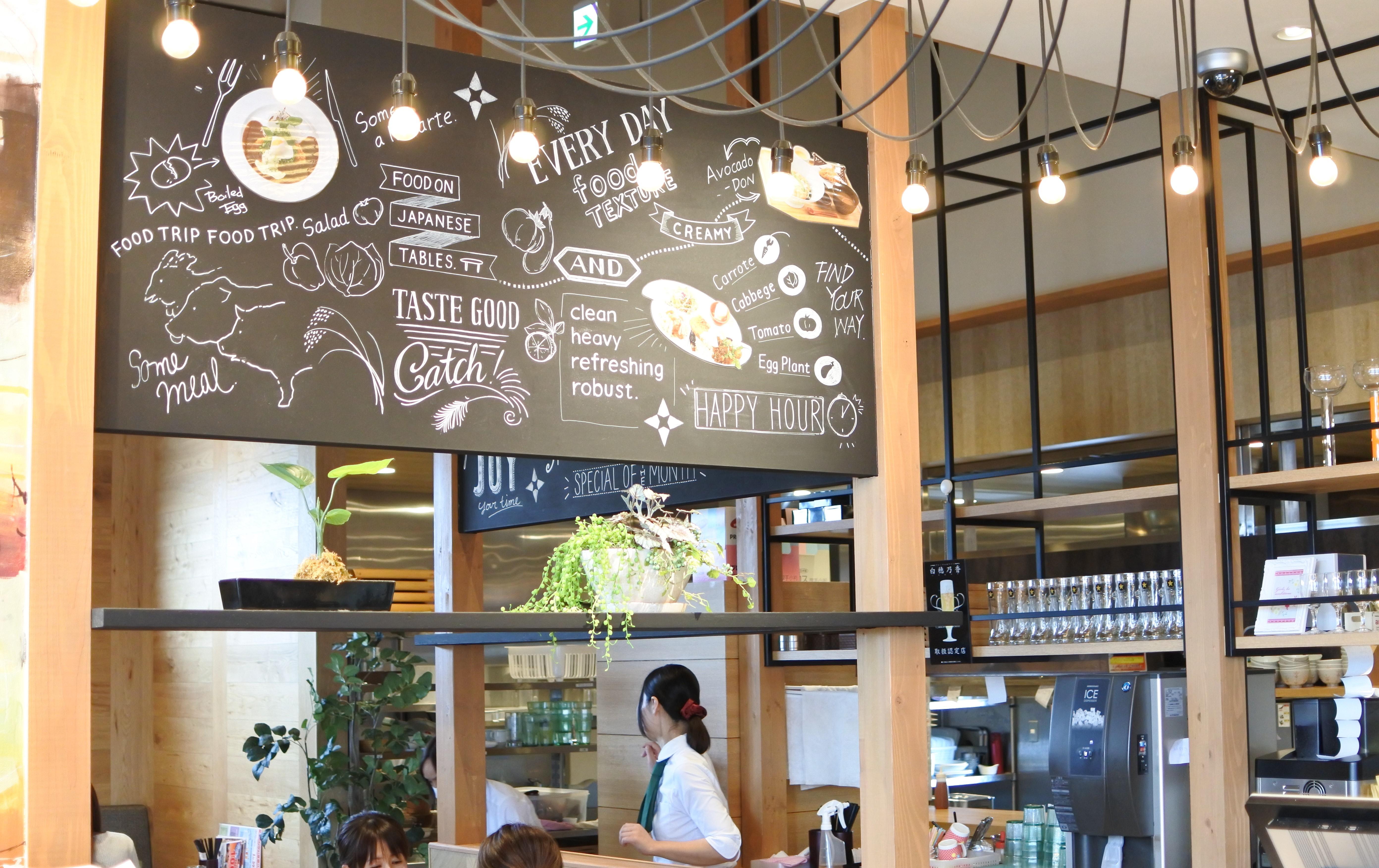 栄養バランス抜群の定食を、リーズナブルに。ごはんカフェ『お台所ふらり』 - DSC 1089