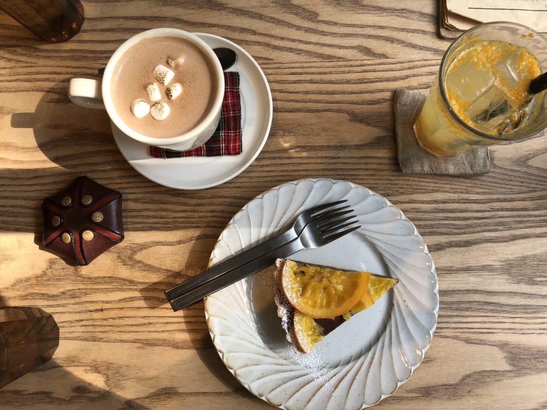 優しく、素朴な栄の人気カフェ『sora cafe 01 the stand』
