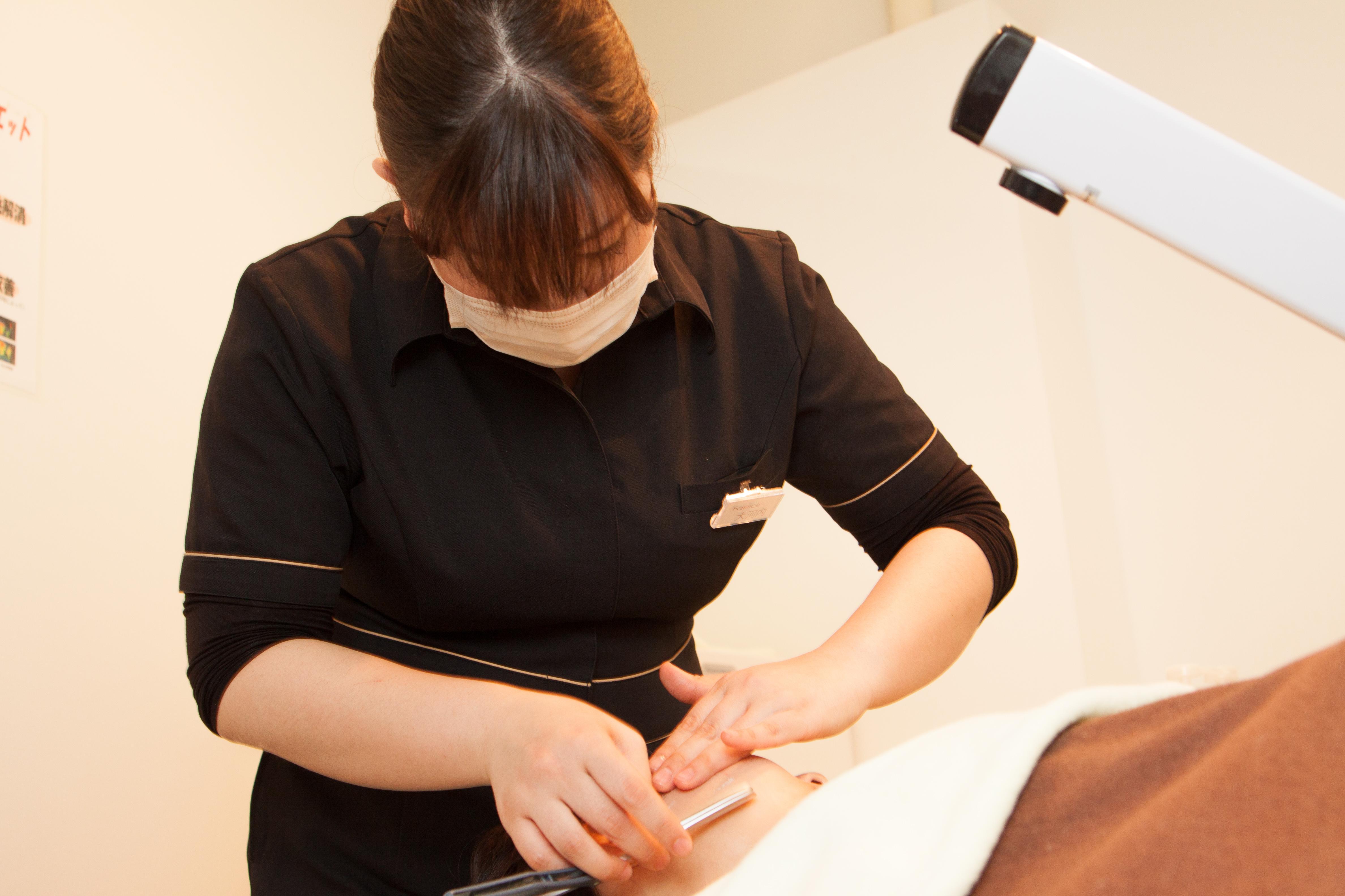 素肌美人をめざそう!松坂屋南館『ファブリス』で女性のための肌に優しいシェービングを体験 - IMG 3606