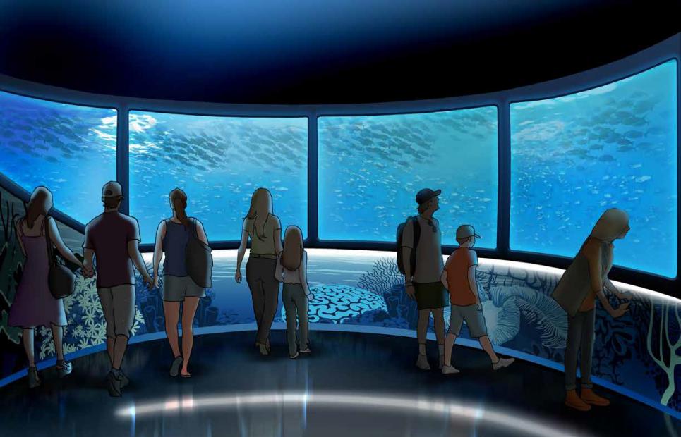 世界で人気の子ども向け水族館 『SEA LIFE Nagoya』4月15日誕生 - img 149097 1 1 965x620