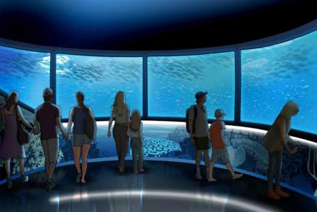 世界で人気の子ども向け水族館 『SEA LIFE Nagoya』4月15日誕生