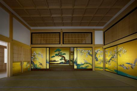 名古屋城本丸御殿が400年ぶりに復元完了!当時の技術を忠実に再現。