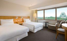 ホテルナゴヤキャッスルの一室