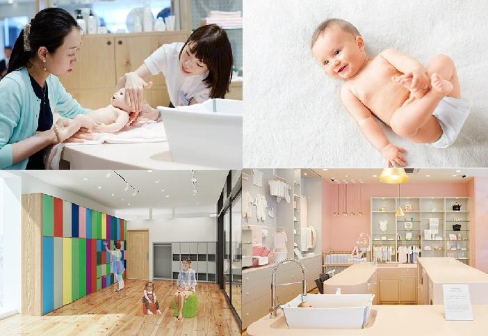 赤ちゃんとの体験を楽しむ『ファミリア名古屋ラシック店』4月11日オープン! - 2
