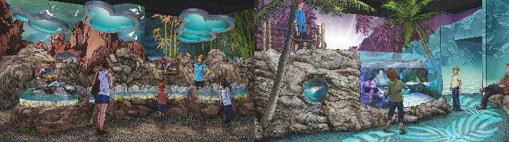 世界で人気の子ども向け水族館 『SEA LIFE Nagoya』4月15日誕生 - 76c691c22c7ef40a64aa64b04f05e90c