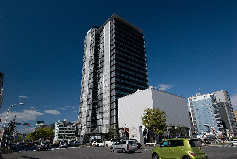 """""""大人の休日""""を楽しみたいあなたに。名古屋市の美術館・博物館おすすめ5選! - 800px Mazak Tower"""
