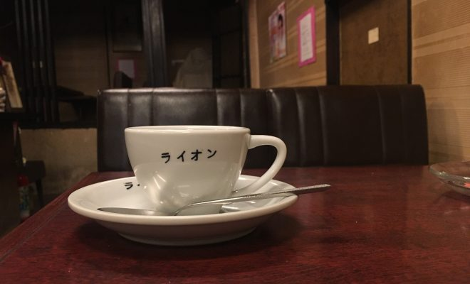 栄・広小路通の老舗喫茶店「コーヒー専門店ライオン」がリニューアルのため閉店 - IMG 9252 660x400